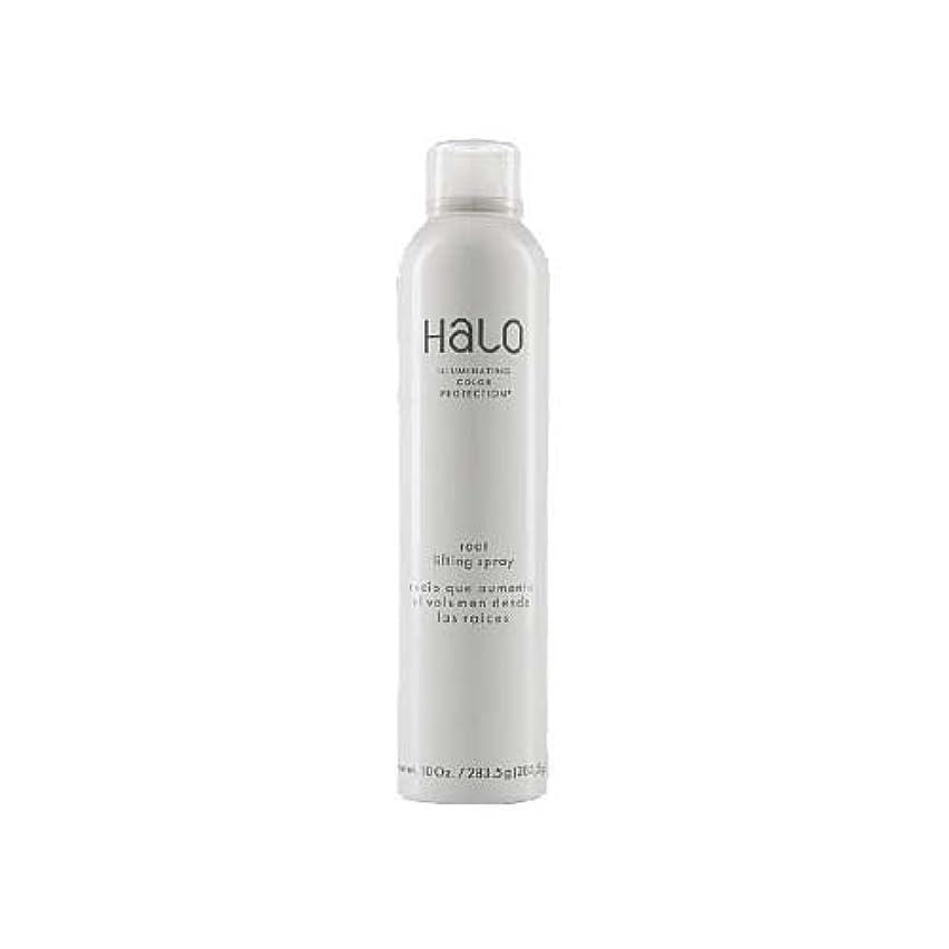 びっくり方法論読み書きのできないHalo HALO照明COLOR保護ROOTリフティングスプレー10オンス 10オンス