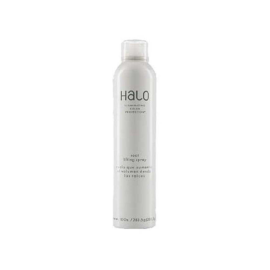 暴露酸化物リファインHalo HALO照明COLOR保護ROOTリフティングスプレー10オンス 10オンス