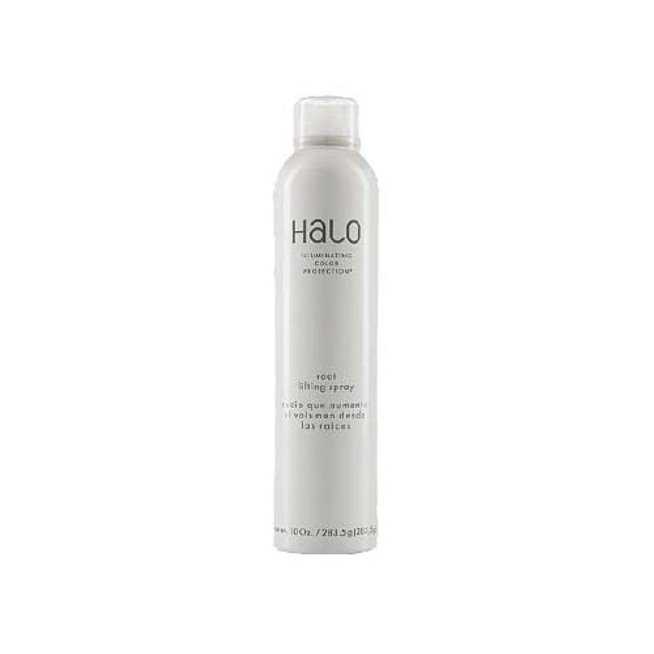 ピュー安価な正確Halo HALO照明COLOR保護ROOTリフティングスプレー10オンス 10オンス
