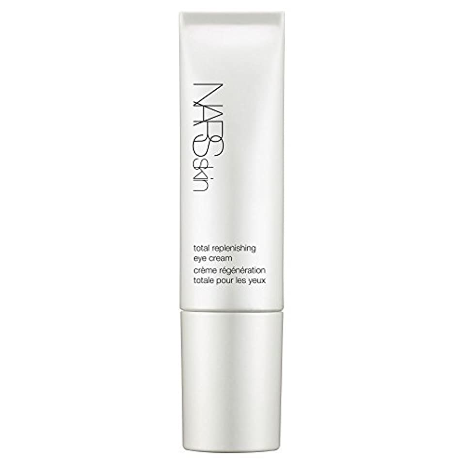幻滅水銀の商標[NARS] Narsskin総補充アイクリーム15Ml - Narsskin Total Replenishing Eye Cream 15ml [並行輸入品]