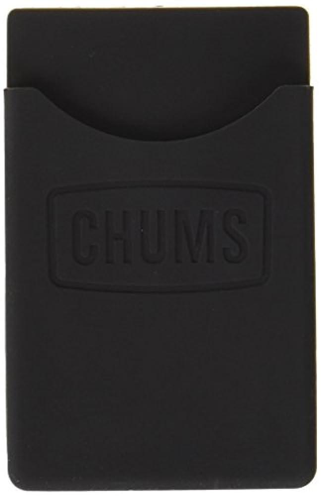 生態学名義で騒々しいCHUMS(チャムス) キーパー CH61-1082 ブラック
