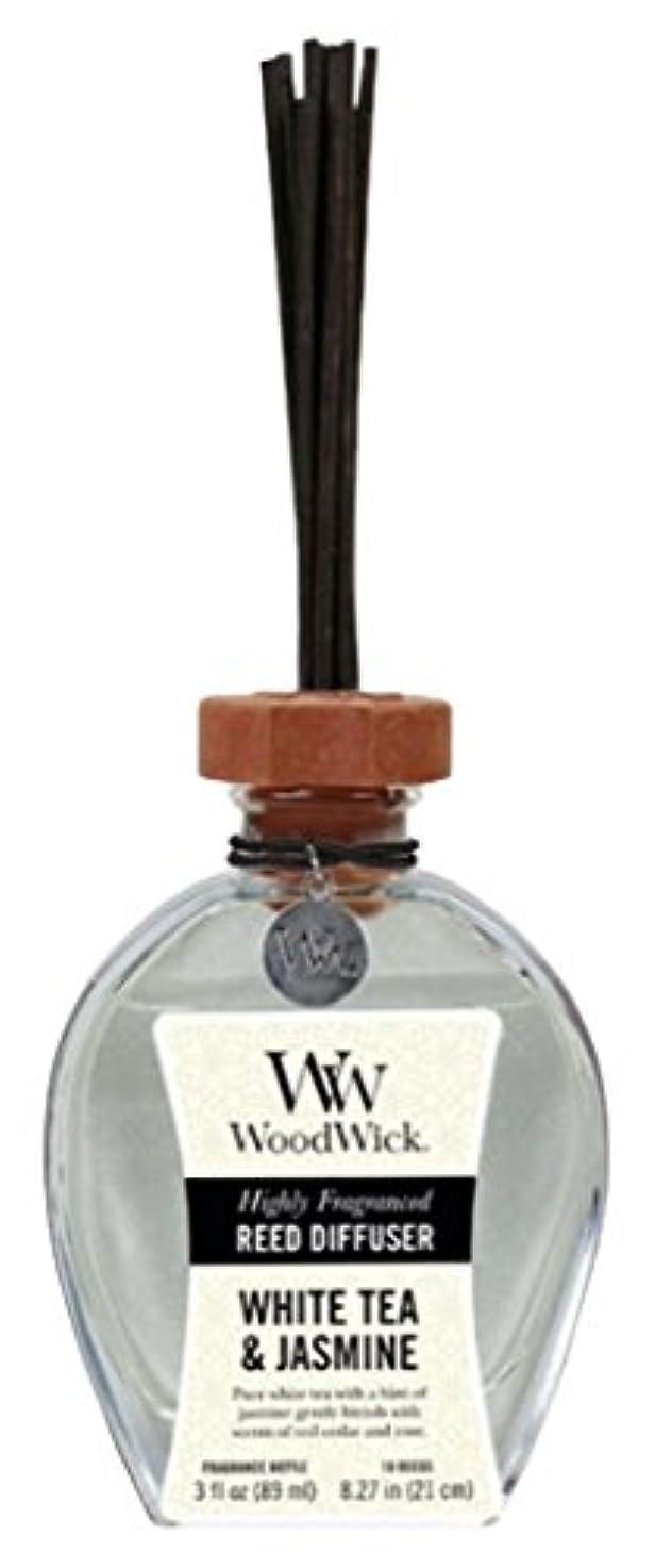幻影常にスマイルWood Wick ウッドウィック リードディフューザーS ホワイトティージャスミン