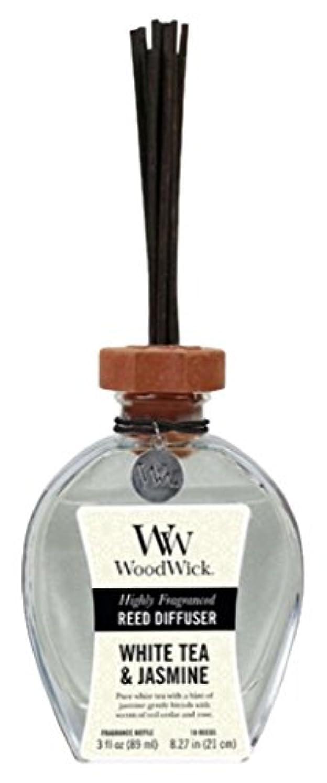 明るいスラムコピーWood Wick ウッドウィック リードディフューザーS ホワイトティージャスミン