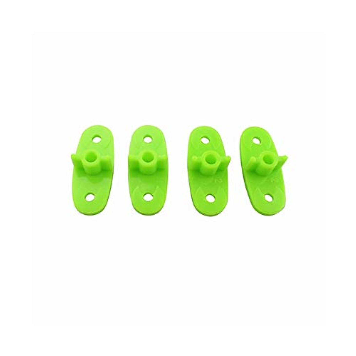 重々しい原始的な肌寒いAlician Hubsan Zino H117Sクアドコプターグリーンウィンドブレードクリップアクセサリーリモートドローンパドルブロック付きネジ green