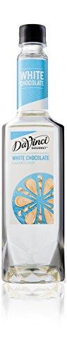 ダヴィンチ グルメ ホワイトチョコレートシロップ PET 750ml DaVinci GURMET White Chocolate