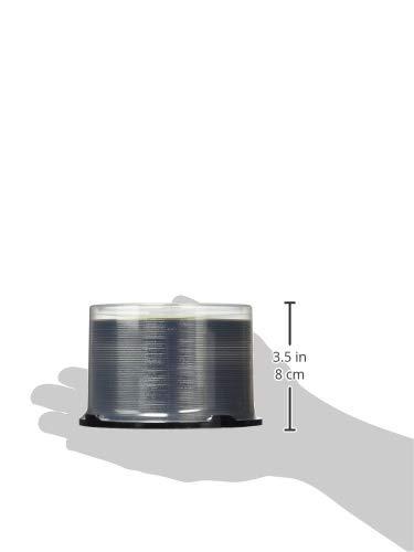 『三菱ケミカルメディア Verbatim 1回録画用 DVD-R DL VHR21HP50V1FFP(片面2層/8倍速/50枚) [フラストレーションフリーパッケージ(FFP)]』の1枚目の画像
