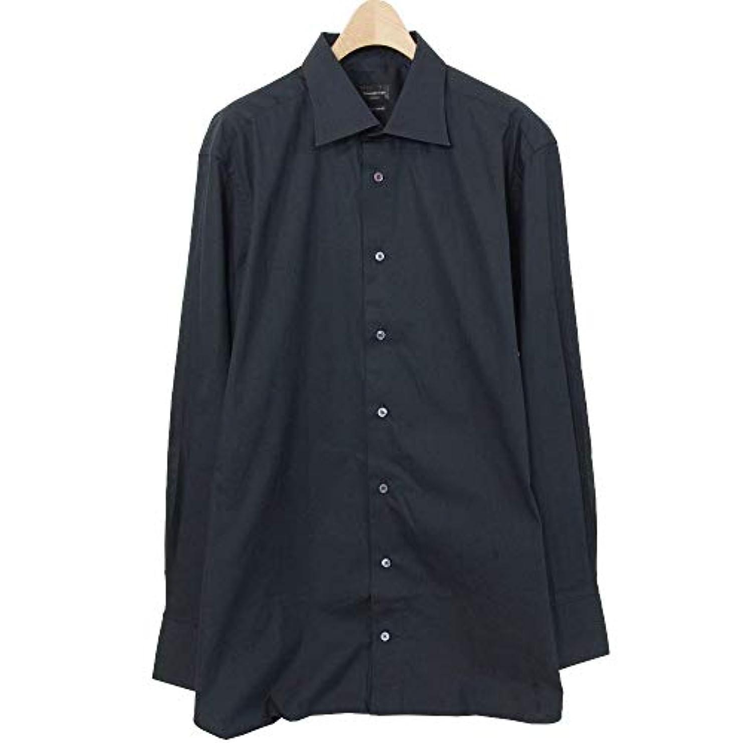 雄弁家些細習熟度Ermenegildo Zegna(エルメネジルド ゼニア) 高級ドレスシャツ 45