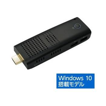 Diginnos Stick DG-STK2S(スティック型パソコン Windows 10)