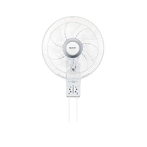 東芝 30cmひも式壁掛扇風機 TLF-30H21 W 1台