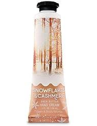 【Bath&Body Works/バス&ボディワークス】 シアバター ハンドクリーム スノーフレーク&カシミア Shea Butter Hand Cream Snowflake & Cashmere 1 fl oz /...