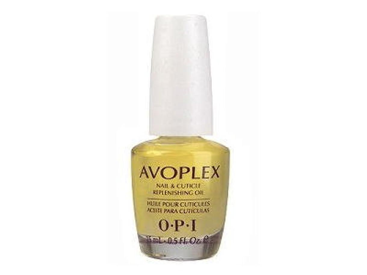 キャップ値する親指【OPI】アボプレックスオイル