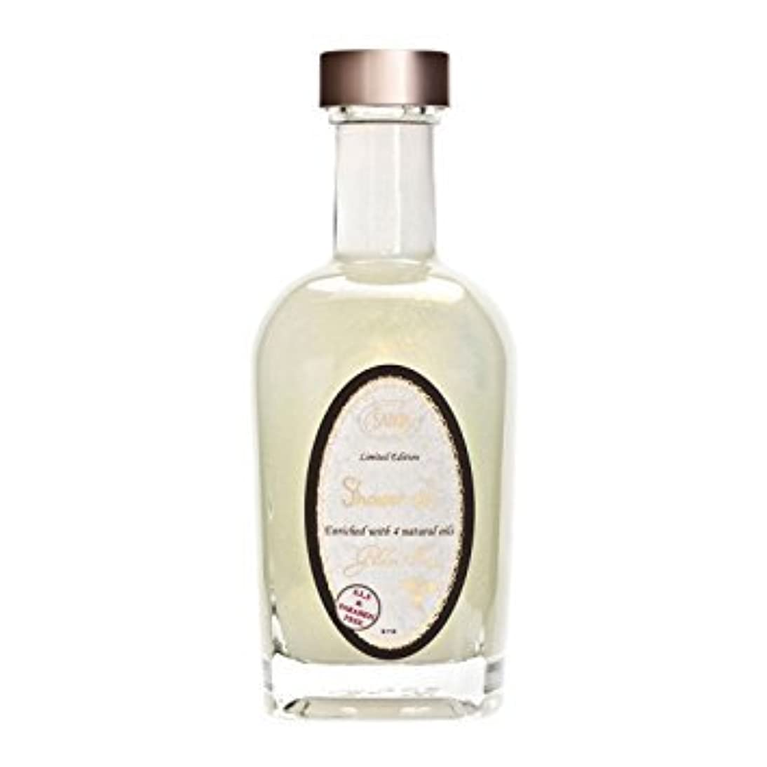 SABON Shower Oil サボン シャワーオイル 250ml 【Golden Iris ゴールデン アイリス】 イスラエル発 並行輸入品 海外直送 [並行輸入品]