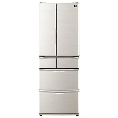 シャープ SHARP プラズマクラスター冷蔵庫 455L(幅6...