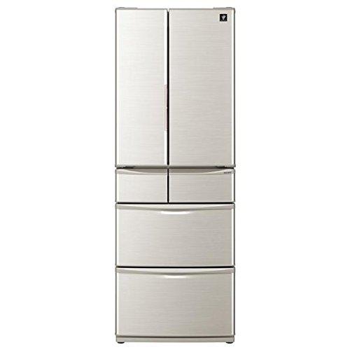 シャープ SHARP プラズマクラスター冷蔵庫 455L(幅...