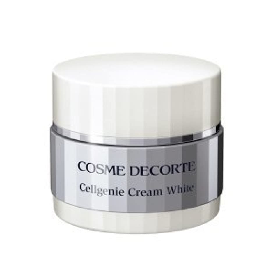 解説安心させるサドルコスメ デコルテ(COSME DECORTE) セルジェニー クリーム ホワイト 30g[並行輸入品]
