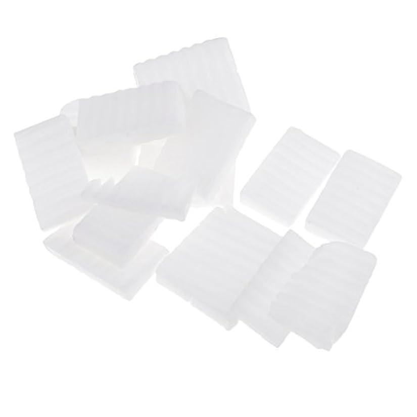 ペンス世界明らかにする約500g ホワイト 石鹸ベース DIY 手作り 石鹸 材料