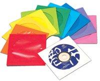 【ELCO】エルコ CD封筒 バラ売りダークグリーン