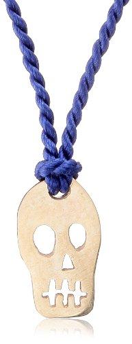 Silk string Skull    ブルー 34 F 6397216200915 ナノ・ユニバース ライブラリー