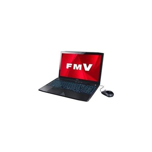 富士通 ノートパソコン FMV AH77/K【一般モデル】(Office Home and Business 2013搭載)(タッチパネル) FMVA77KB