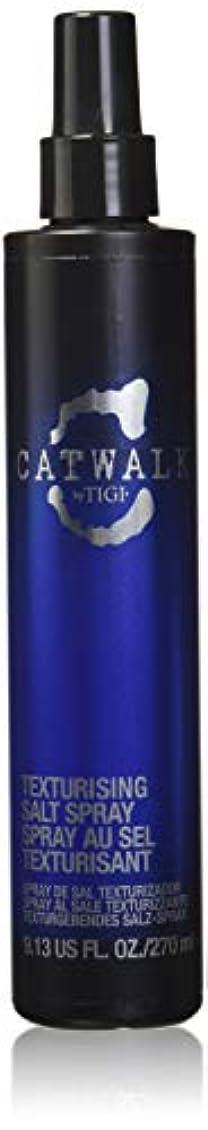 レスリング悔い改めるすべきTigi Catwalk Session Series Salt Spray 270ml