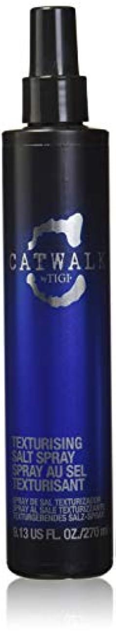 開梱しつけラオス人Tigi Catwalk Session Series Salt Spray 270ml