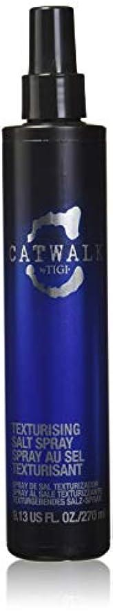 フルーツ自分の力ですべてをする凍ったTigi Catwalk Session Series Salt Spray 270ml