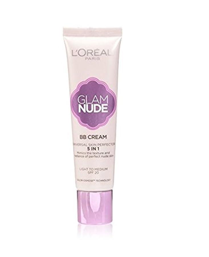 妻このおしゃれじゃないL´Oreal Paris Nude Magique BB Cream 5in1 Bare Skin Beautifier (Light) 30 ml