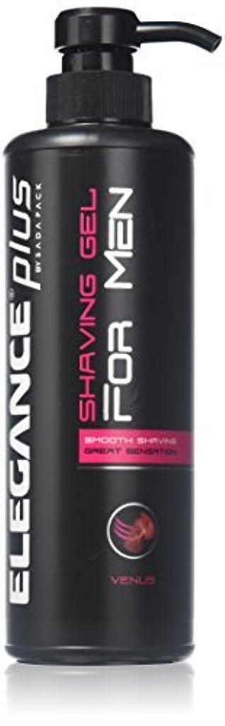 何もないセイはさておきかみそりElegance Plus Shaving Gel Venus 16.9 Ounce [並行輸入品]