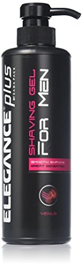 寄託電話に出る注文Elegance Plus Shaving Gel Venus 16.9 Ounce [並行輸入品]