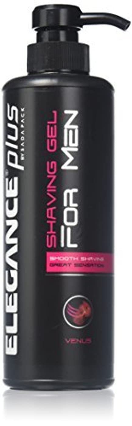 してはいけません贅沢ロードブロッキングElegance Plus Shaving Gel Venus 16.9 Ounce [並行輸入品]