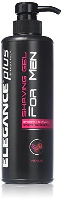 ストレージ塗抹ホールドElegance Plus Shaving Gel Venus 16.9 Ounce [並行輸入品]