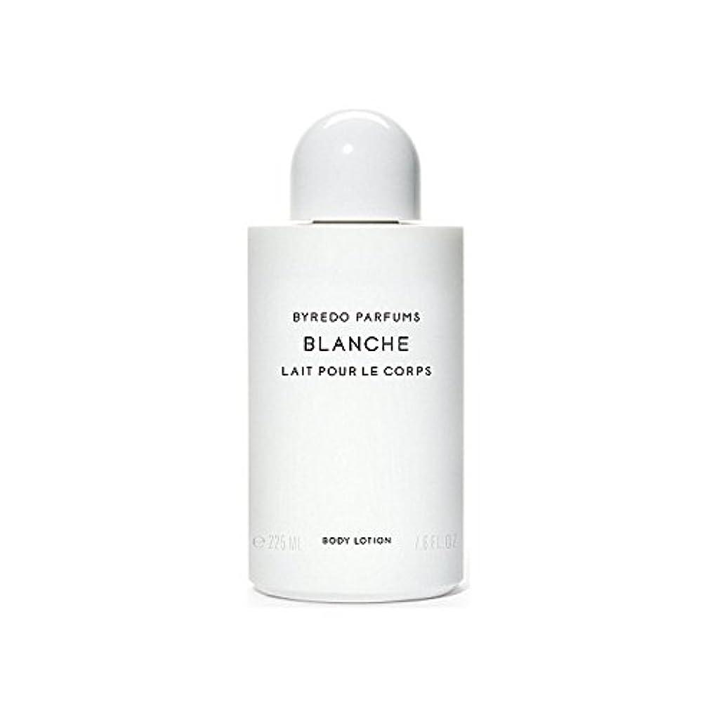 ハント影最愛のブランシュボディローション225ミリリットル x4 - Byredo Blanche Body Lotion 225ml (Pack of 4) [並行輸入品]