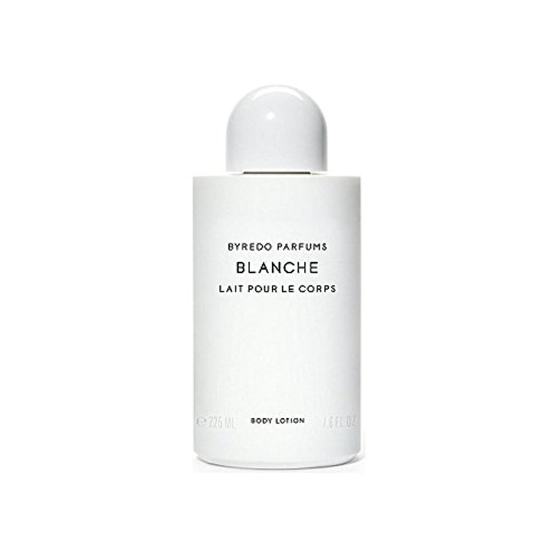 睡眠バンジージャンプ履歴書Byredo Blanche Body Lotion 225ml - ブランシュボディローション225ミリリットル [並行輸入品]