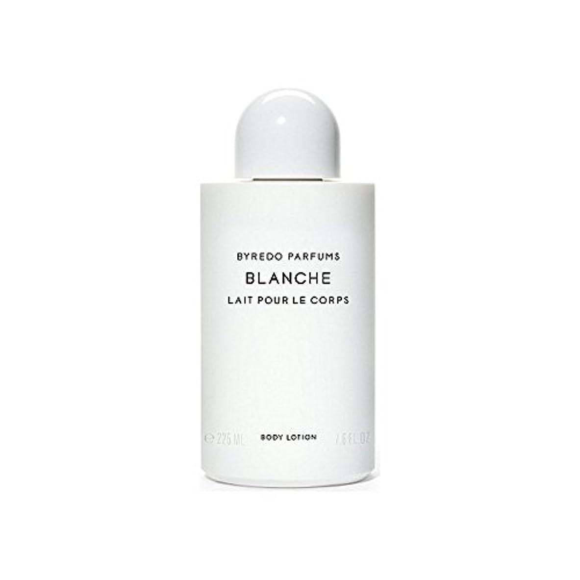 ボーナス限界大使Byredo Blanche Body Lotion 225ml (Pack of 6) - ブランシュボディローション225ミリリットル x6 [並行輸入品]