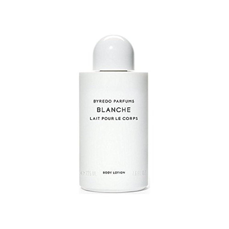 奨励描く製油所ブランシュボディローション225ミリリットル x4 - Byredo Blanche Body Lotion 225ml (Pack of 4) [並行輸入品]