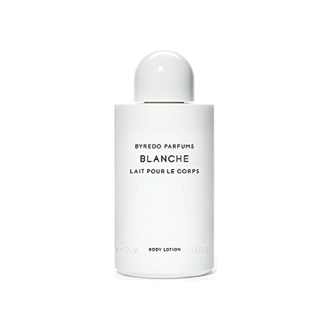 補正涙が出るミントブランシュボディローション225ミリリットル x4 - Byredo Blanche Body Lotion 225ml (Pack of 4) [並行輸入品]