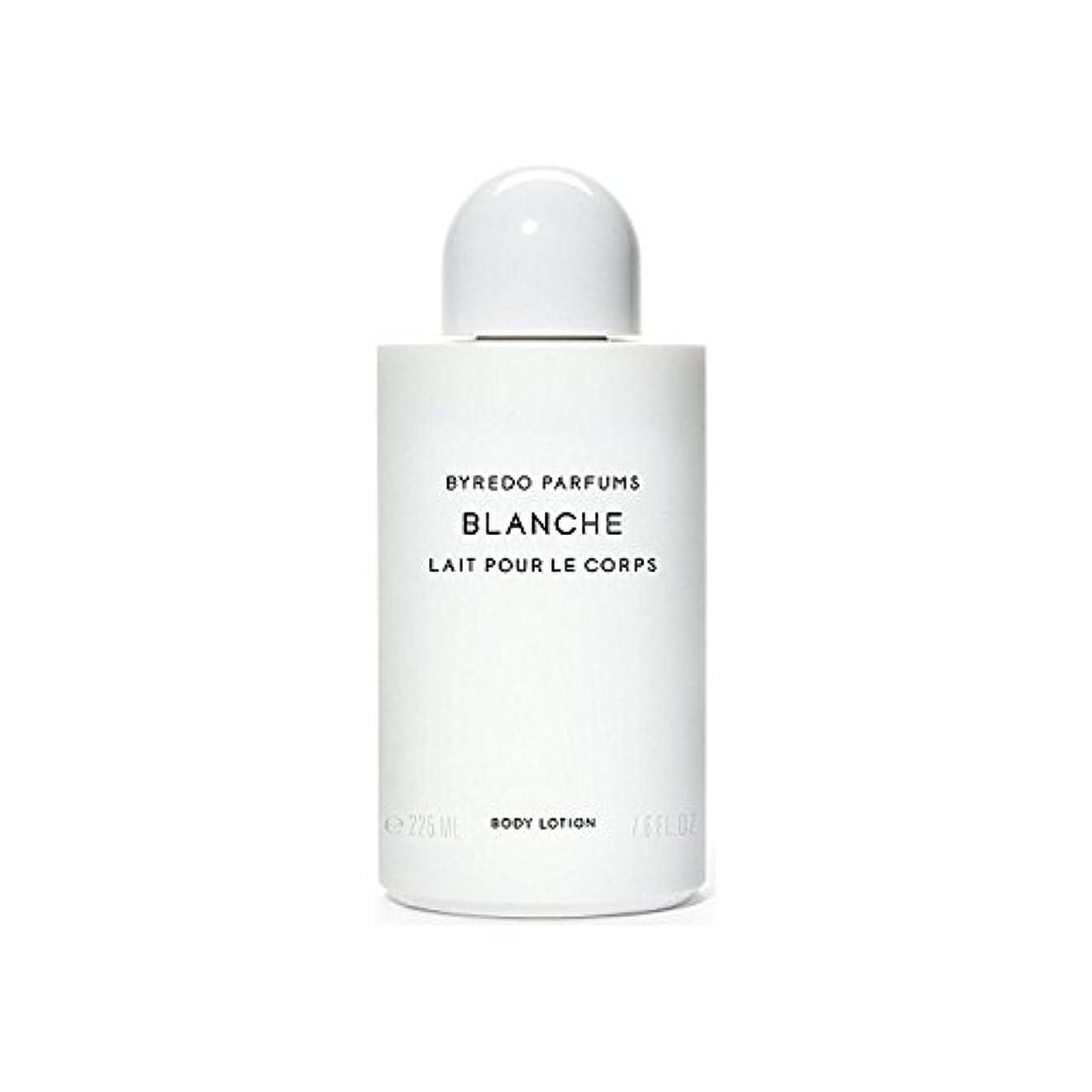 相反する糞洗練Byredo Blanche Body Lotion 225ml (Pack of 6) - ブランシュボディローション225ミリリットル x6 [並行輸入品]