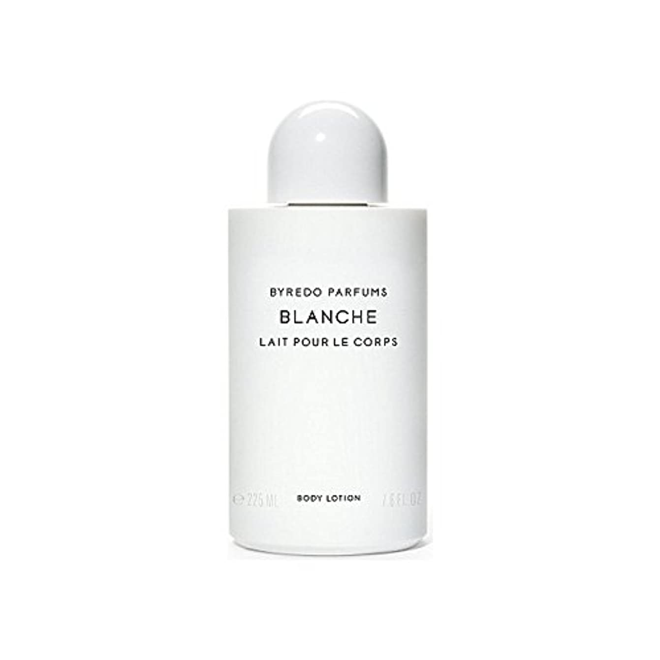 傾向ずんぐりした不当ブランシュボディローション225ミリリットル x2 - Byredo Blanche Body Lotion 225ml (Pack of 2) [並行輸入品]