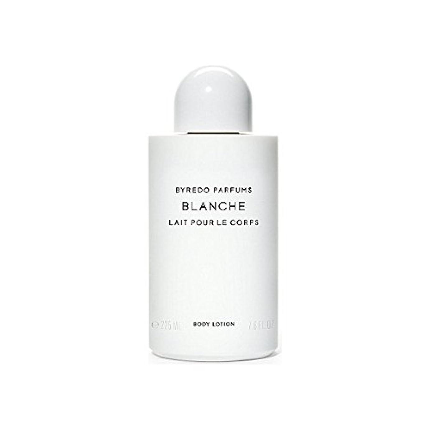 極小植生研究所ブランシュボディローション225ミリリットル x2 - Byredo Blanche Body Lotion 225ml (Pack of 2) [並行輸入品]