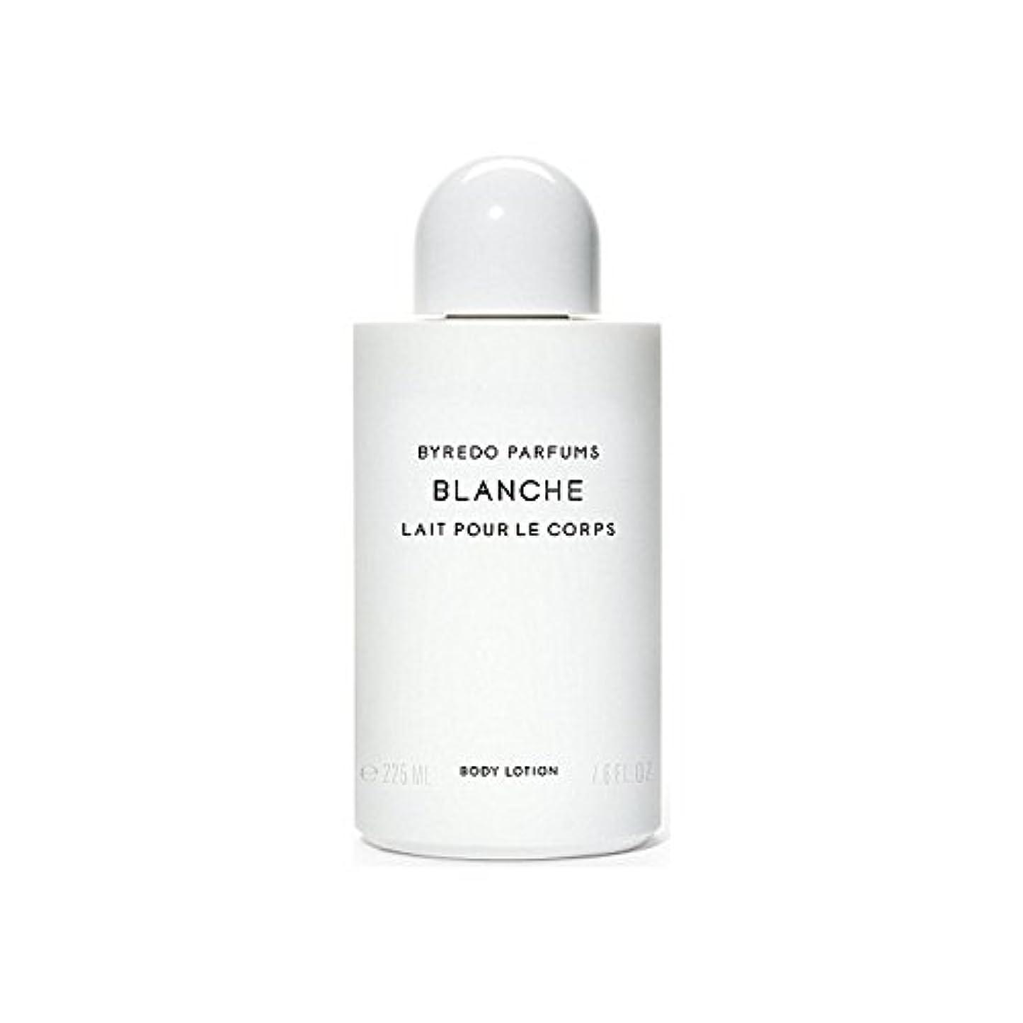 りんご安息外交問題ブランシュボディローション225ミリリットル x2 - Byredo Blanche Body Lotion 225ml (Pack of 2) [並行輸入品]