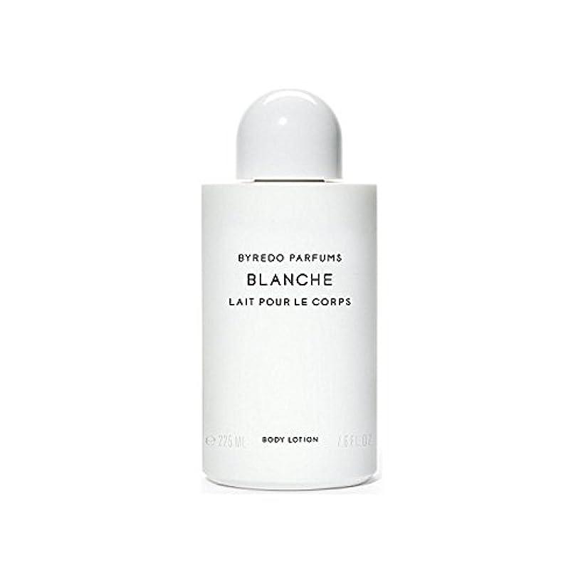 早める心臓ドリンクブランシュボディローション225ミリリットル x2 - Byredo Blanche Body Lotion 225ml (Pack of 2) [並行輸入品]