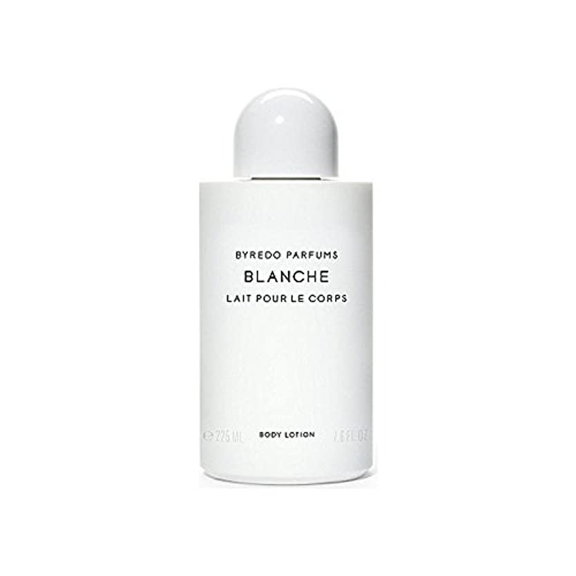 チョコレートコートパスブランシュボディローション225ミリリットル x4 - Byredo Blanche Body Lotion 225ml (Pack of 4) [並行輸入品]