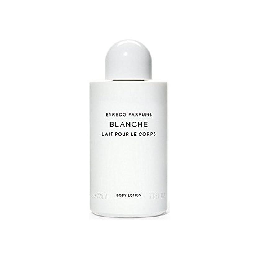 嫌がる寂しい砂利ブランシュボディローション225ミリリットル x4 - Byredo Blanche Body Lotion 225ml (Pack of 4) [並行輸入品]