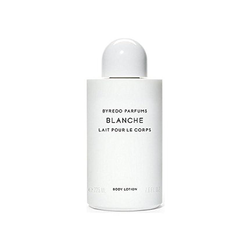テープ傘フィッティングブランシュボディローション225ミリリットル x4 - Byredo Blanche Body Lotion 225ml (Pack of 4) [並行輸入品]