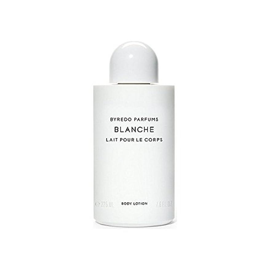 製作折り目時間とともにブランシュボディローション225ミリリットル x4 - Byredo Blanche Body Lotion 225ml (Pack of 4) [並行輸入品]