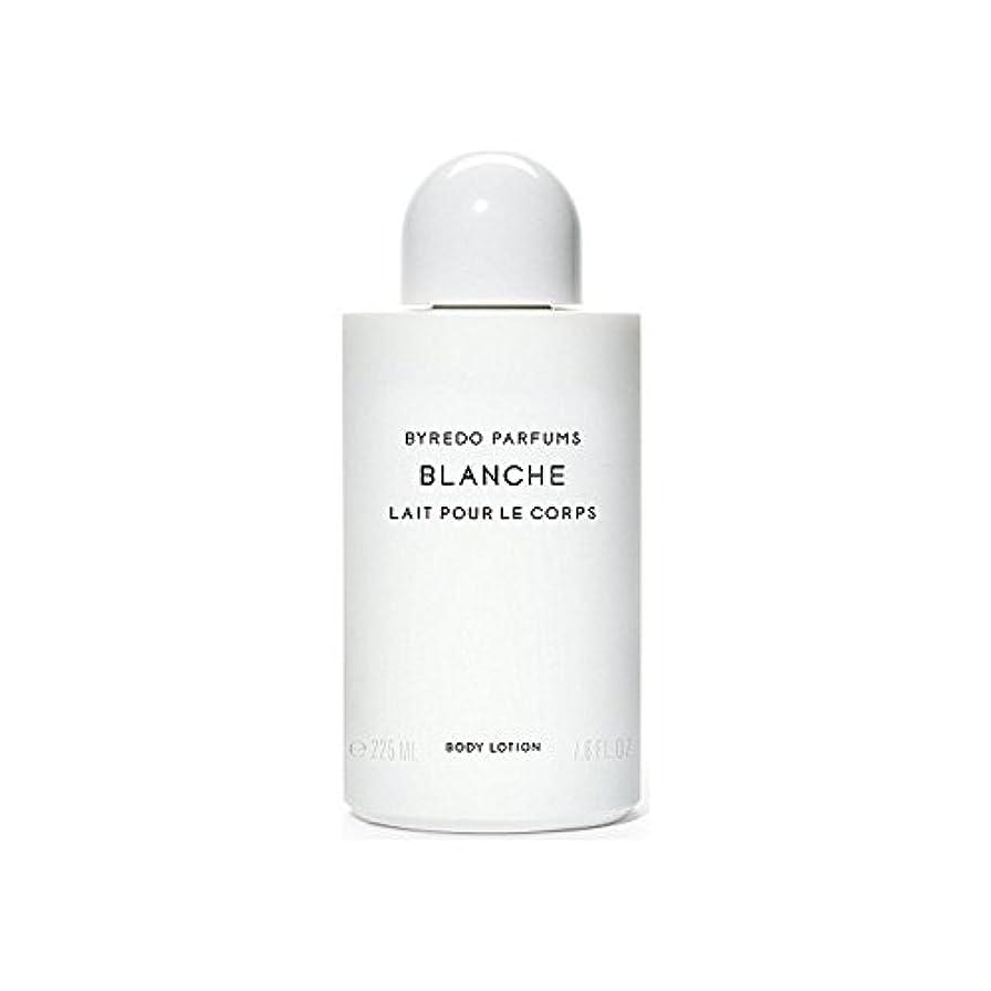 ナイロン誘惑島Byredo Blanche Body Lotion 225ml - ブランシュボディローション225ミリリットル [並行輸入品]
