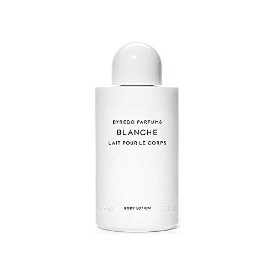歴史家誠実柔らかいByredo Blanche Body Lotion 225ml (Pack of 6) - ブランシュボディローション225ミリリットル x6 [並行輸入品]