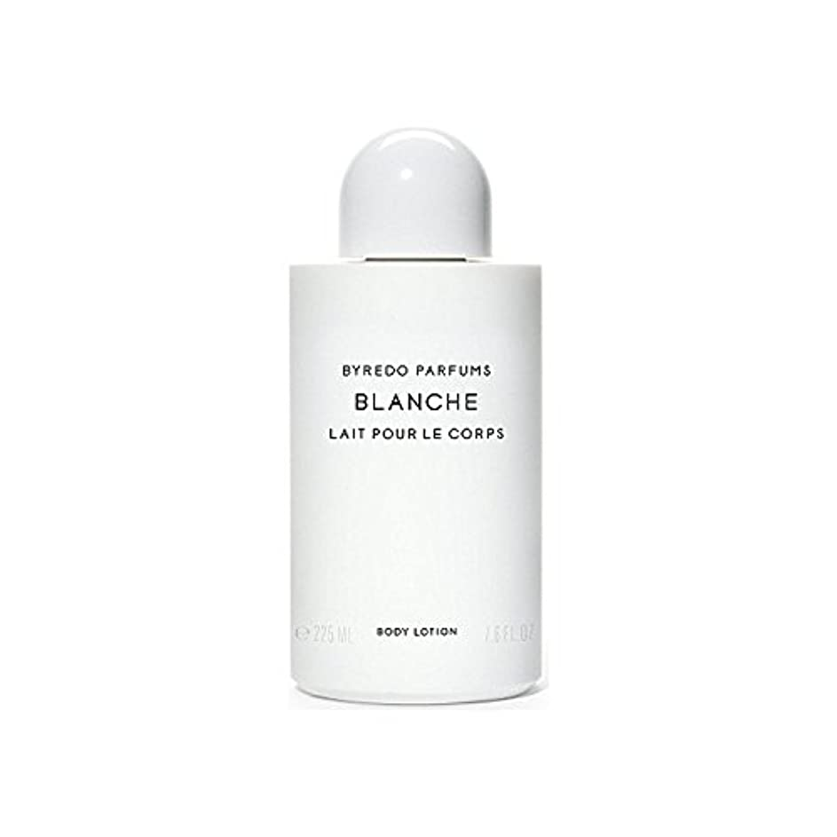 ほぼパースブラックボロウエレベーターブランシュボディローション225ミリリットル x2 - Byredo Blanche Body Lotion 225ml (Pack of 2) [並行輸入品]