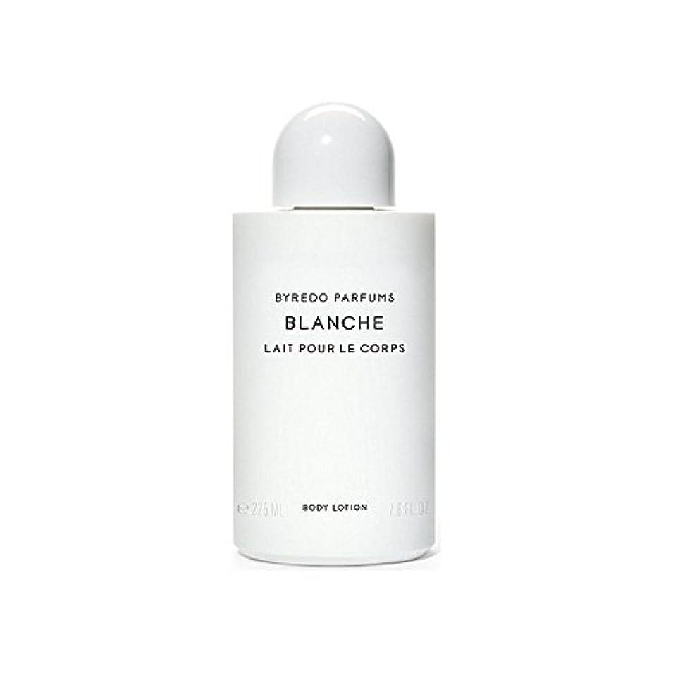 ウルルフォーク視力ブランシュボディローション225ミリリットル x2 - Byredo Blanche Body Lotion 225ml (Pack of 2) [並行輸入品]