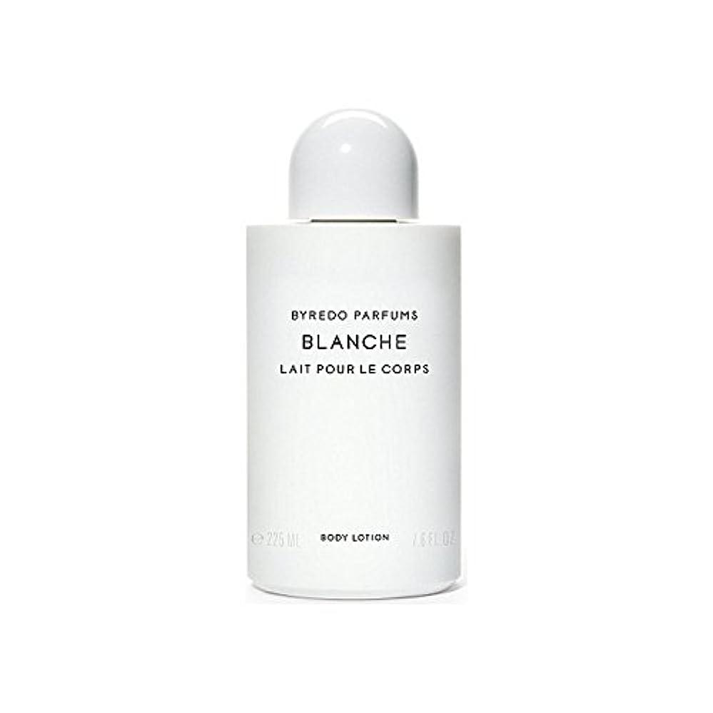 近似限り型Byredo Blanche Body Lotion 225ml - ブランシュボディローション225ミリリットル [並行輸入品]